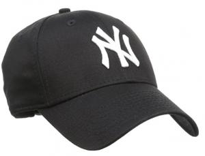 New Era MLB Basic NY Yankees 9Forty Adjustable. cappello con visiera 0f9c3abaac1a