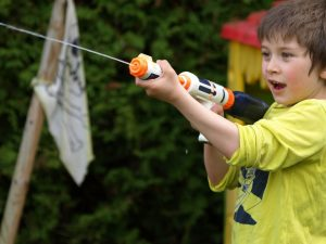 Pistola giocattolo, quale scegliere per i propri bambini?