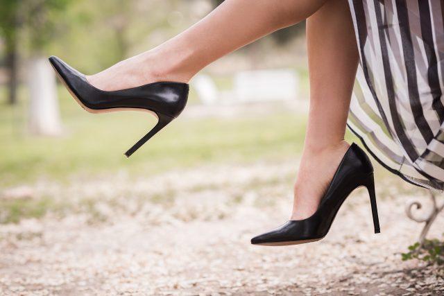 scarpe décolleté