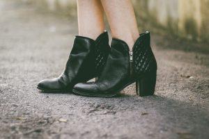 Stivali di pelle da donna da indossare per tutta la stagione invernale