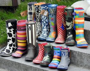 Galosce: proteggi i tuoi piedi dall'acqua con i migliori stivali di gomma
