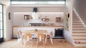 Arredamento minimal: quando l'arte incontra il design scandinavo