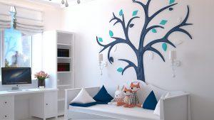 Adesivi murali, i più belli per decorare e rinnovare le tue pareti