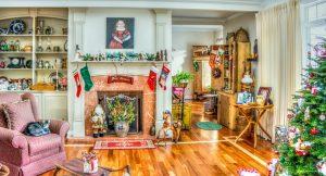 Decorazioni natalizie: arredare la casa per le feste