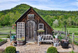 La casetta da giardino: come rendere il tuo spazio aperto accogliente e funzionale