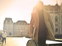 cappotto uomo