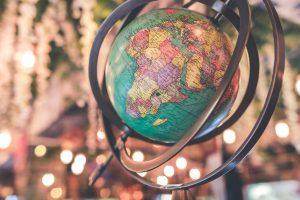 Mappamondo: cinque idee per contemplare la terra con un unico sguardo