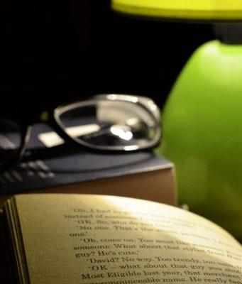 lampada da lettura