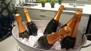 Secchiello Champagne: il migliore per refrigerare a lungo una buona bottiglia