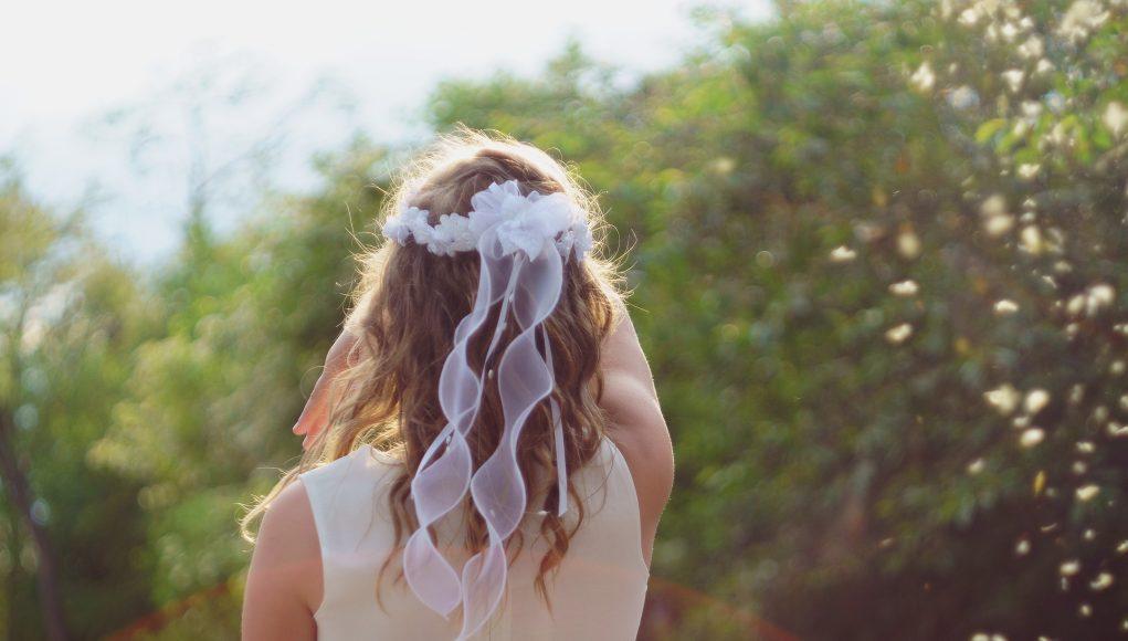 Vestito da prima comunione l abito da sogno per essere bella come