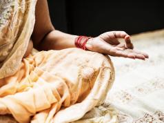 cuscino meditazione