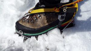 Ramponi da ghiaccio: accessori perfetti per affrontare in sicurezza l'alta montagna