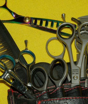 forbici da parrucchiere
