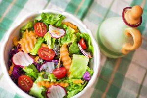 Centrifuga da insalata: verdure sempre asciutte con pochi semplici gesti