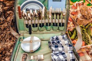 Cestino da picnic: cinque bei modelli a un prezzo concorrenziale