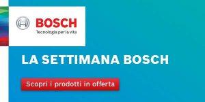 La settimana Bosch di Amazon: offerte imperdibili solo per sette giorni