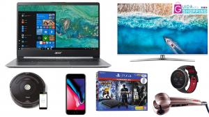 Notebook, Condizionatori, Playstation e Smartphone, via al Prime Day Amazon: ecco le offerte migliori