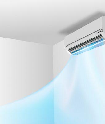 deflettori aria condizionata