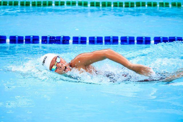 occhiali nuoto