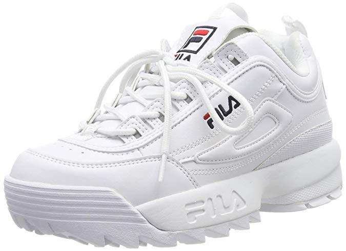 fila disruptor low wmn scarpe da ginnastica basse donna