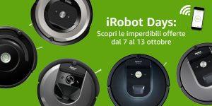 iRobot Days: 15 robot aspirapolvere in offerta a prezzi più che competitivi