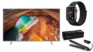 Black Friday: gli sconti di oggi, dalle piastre Ghd alle TV Samsung