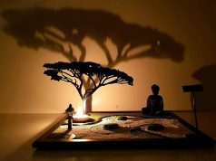 giardino zen da tavolo
