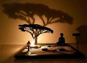 Perché scegliere un giardino zen da tavolo per il proprio ufficio o la propria casa?