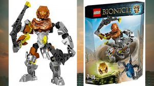 Lego Bionicle, gli eroi delle costruzioni in un'innovativa versione