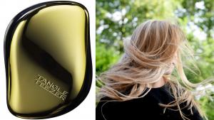 Tangle teezer, la spazzola innovativa per dire addio ai nodi tra i capelli senza maltrattarli