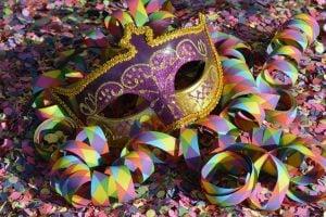 Carnevale, tutto il necessario per un party perfetto