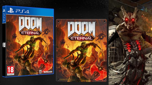 Doom Eternal, l'imperdibile videogame sequel per PS4 in esclusiva su Amazon
