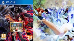 One Piece: Pirate Warriors 4 per PS4, annientare i nemici non è mai stato così divertente
