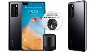 Scopri il nuovo smartphone Huawei P40, in omaggio Huawei Watch GT 2
