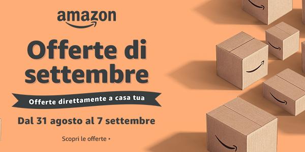 offerte settembre