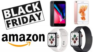 Black Friday Amazon: ecco le super offerte su Apple