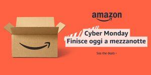 Cyber Monday è oggi: scopri le migliori offerte su tecnologia ed elettronica fino a mezzanotte su Amazon