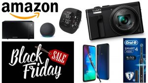 Black Friday inizia oggi! Migliaia di prodotti scontati su Amazon: ecco le offerte migliori
