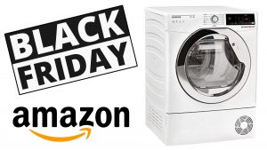 Black Friday, asciugatrice Hoover top performance: oggi al 50% di sconto su Amazon