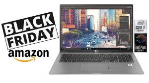 Notebook LG Gram ultra leggero a un prezzo eccezionale, scoprilo ora su Black Friday Amazon