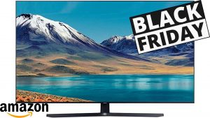 "Black Friday Amazon: Samsung Smart TV 50"" a 445€, scopri l'offerta"