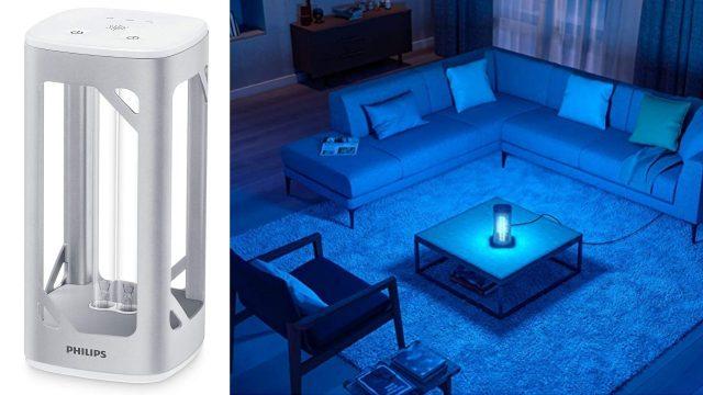 Lampada Philips UV
